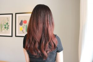 Loose Waves with a Curling Iron