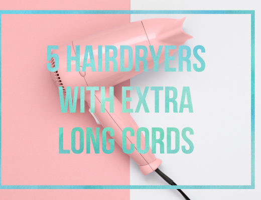 Article: 5 Hairdryers with Extra Long Cords